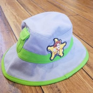 DISNEY Buzz and Woody youth sized hat